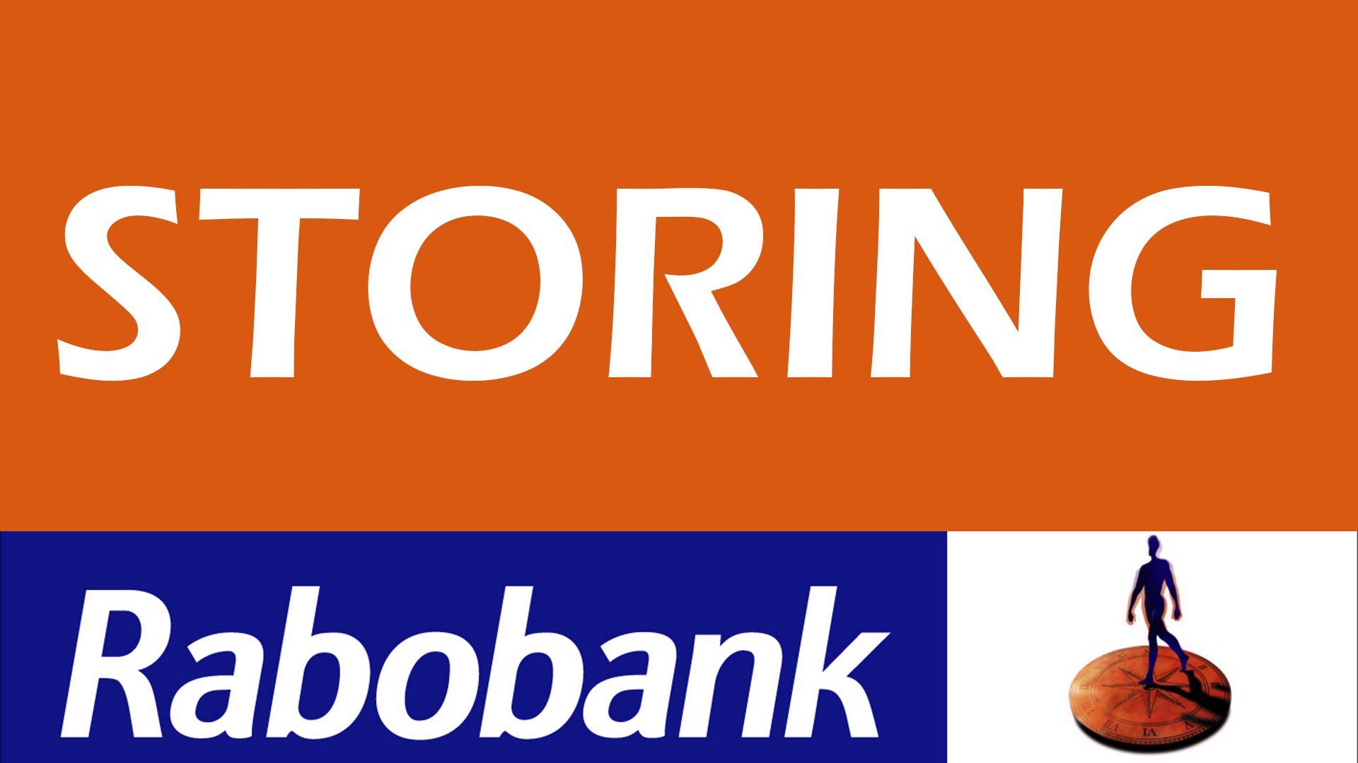 Rabobank Kampt Met Storing Internetbankieren Update Apps