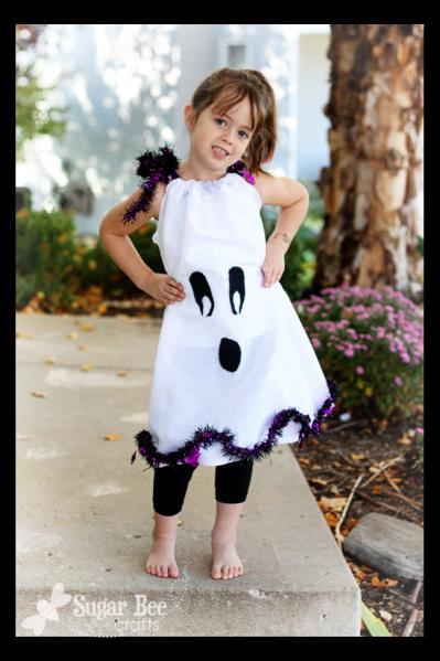 Easy · Ghost Pillowcase Dress ...