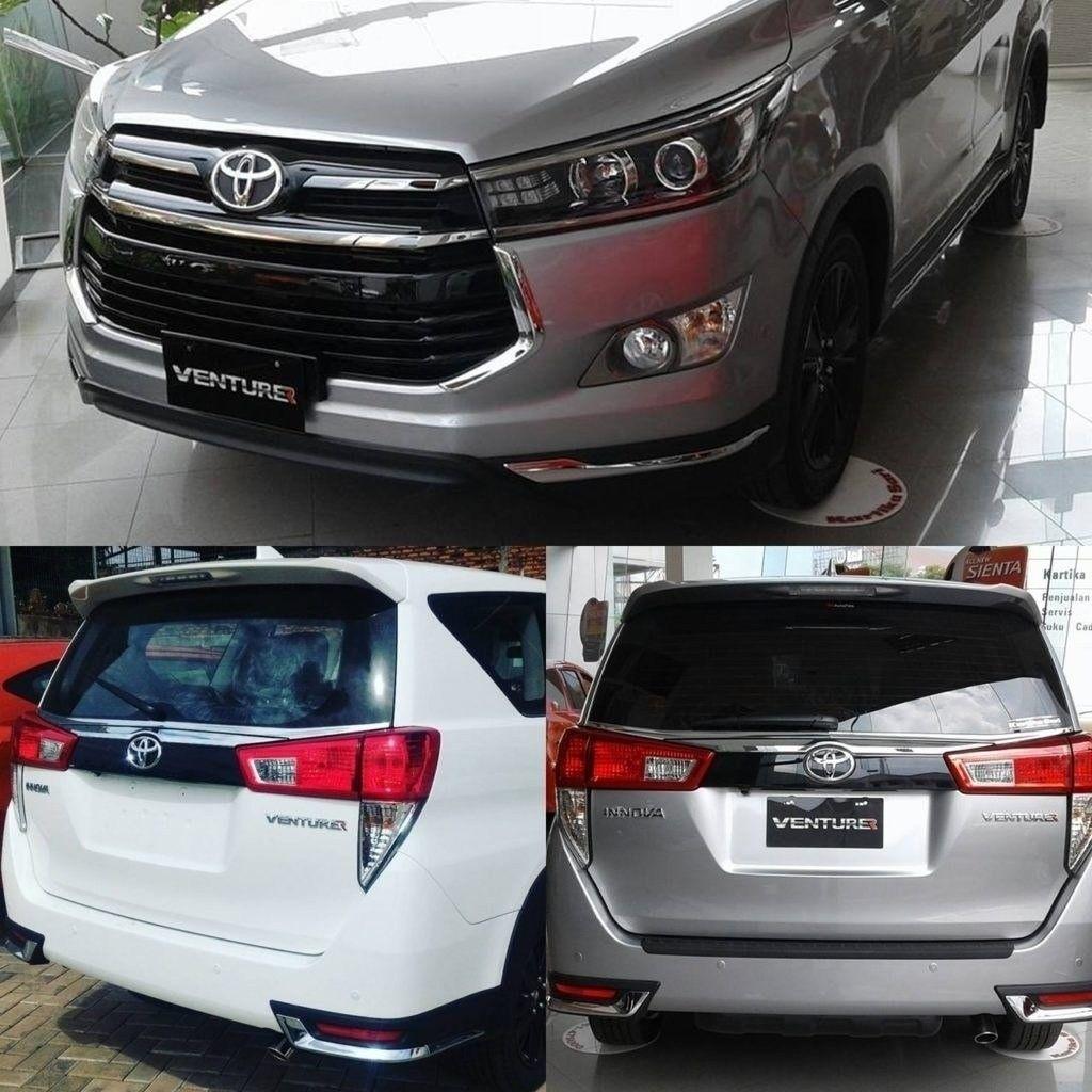 2019 Toyota Innova Launch In India Picture Toyota innova
