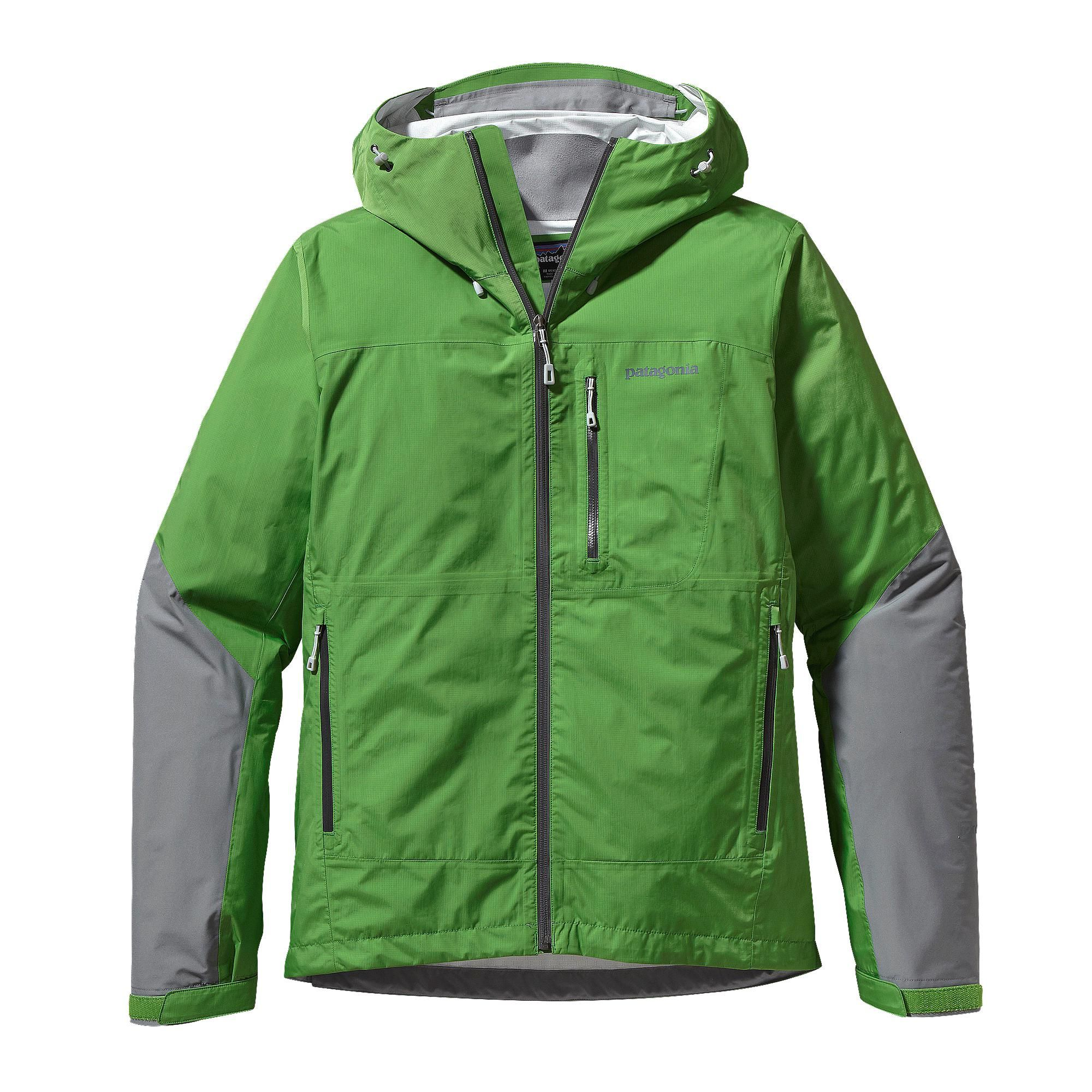 The Patagonia Men's Torrentshell Stretch Jacket is the most ...