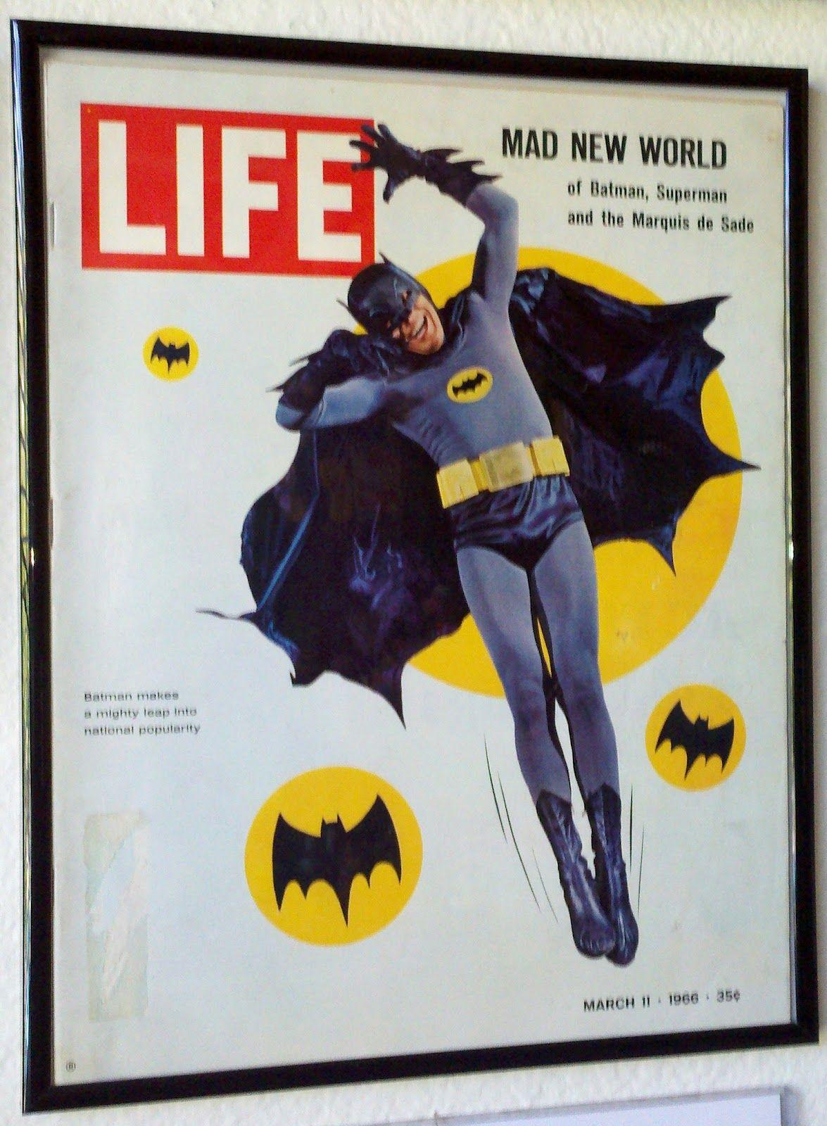 Batman Life magazine