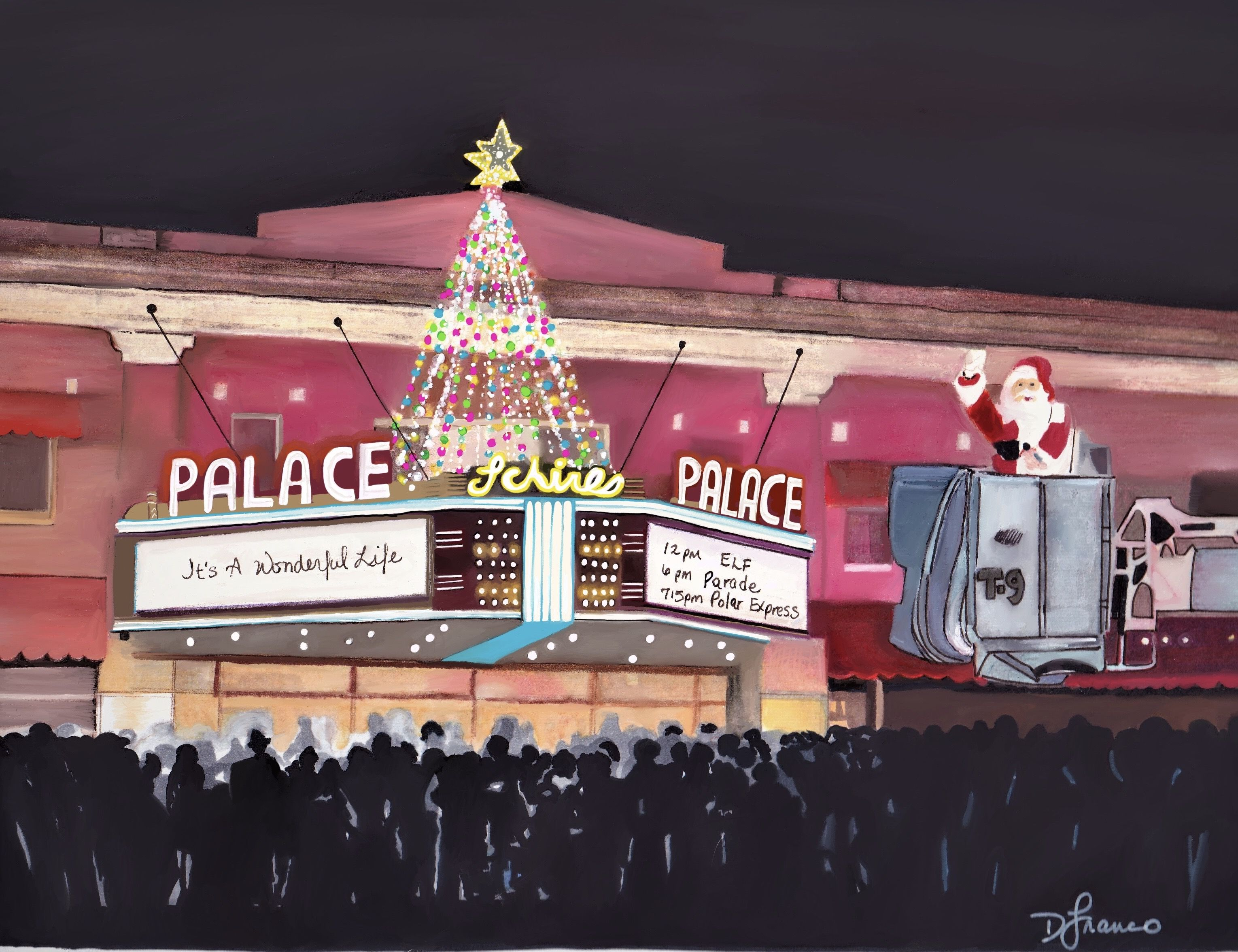 Christmas Eve Broadway Shows 2020 Pin by Deborah Franco on my art in 2020 | Broadway shows, Poler