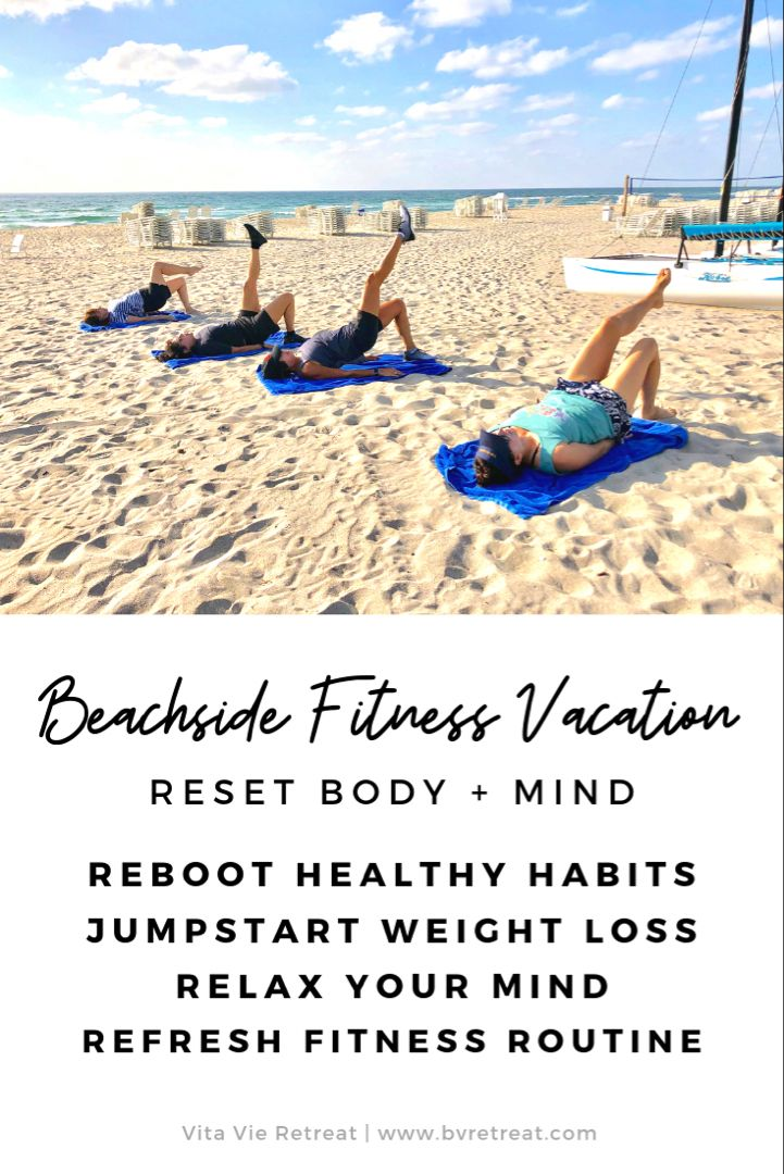 boot camp retreat weight loss vacation