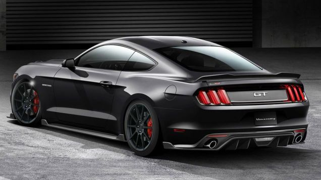 Hennessey Will Build A  Hp Ford Mustang For The Price Of A Hellcat