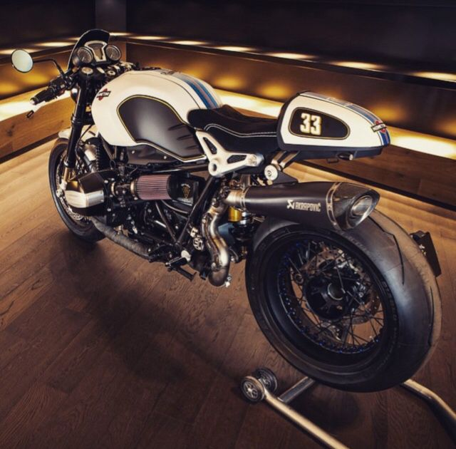 Bmw Streetfighter: VTR Custom BMW Streetfighter Cafe Racer Motorcycle T