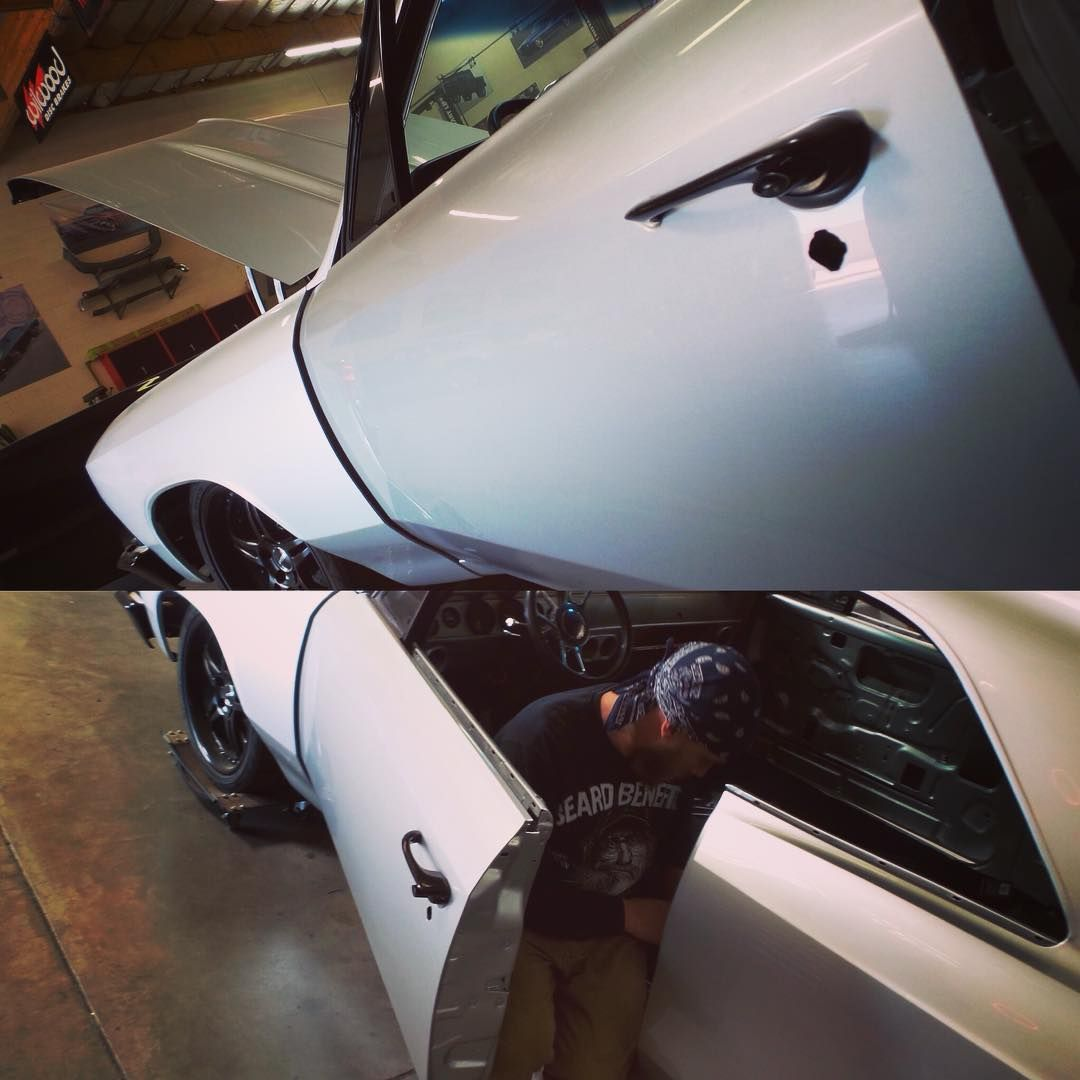 custom car door handles. Door Handles Going On The \u002766 Chevelle! What Do You Think Of Black Custom Car