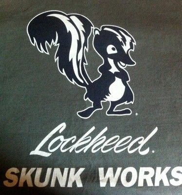 "Lockheed Skunkworks - ""We can take ET home."""