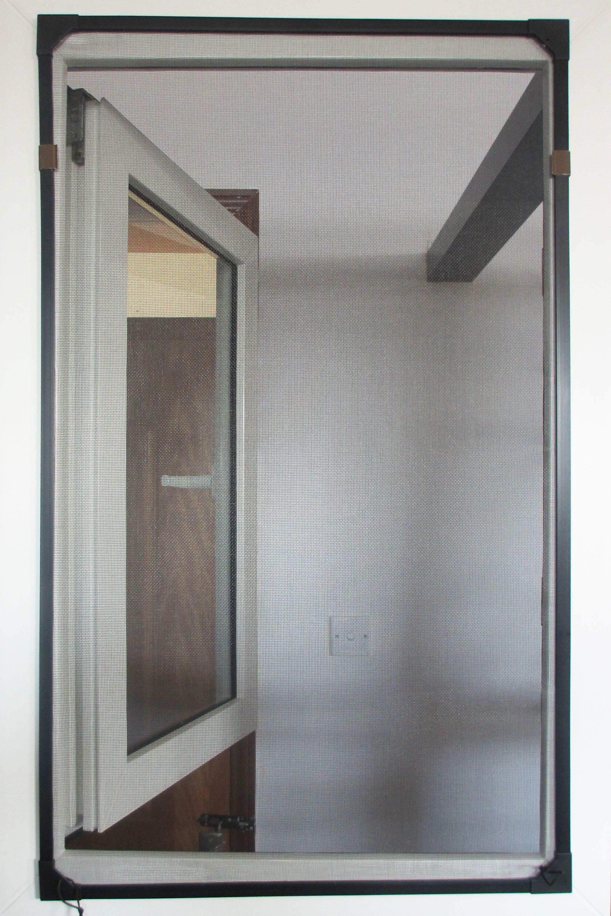 AKI+Bricolaje,+jardinería+y+decoración.+ Mosquitera+para+ventana+con ...