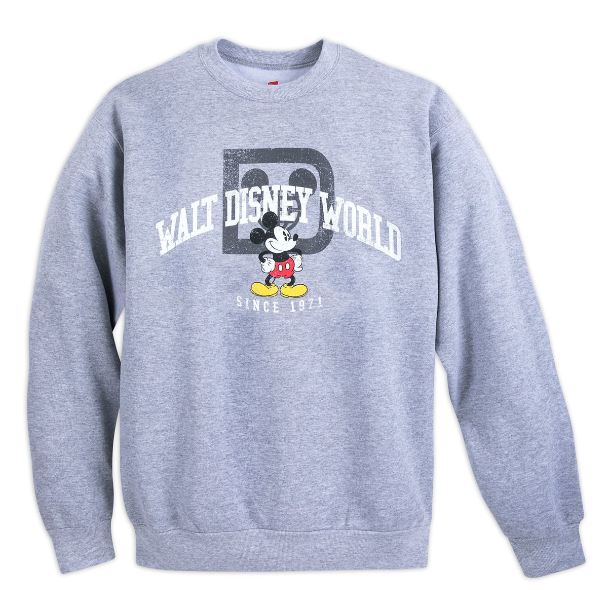 Crewneck M Hanes Gray Men's Sweatshirt Premium Fleece wnvxAvr8Uf