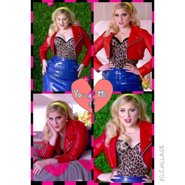 """LOVE YOU MEGHAN ❤️❤️ @meghan_trainor @meghan_trainor"""