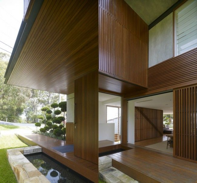 Virginia Kerridge Wamberal beach house Architecture eco