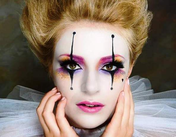 35 PRETTY HOT HALLOWEEN MAKEUP INSPIRATIONS | Unique halloween ...