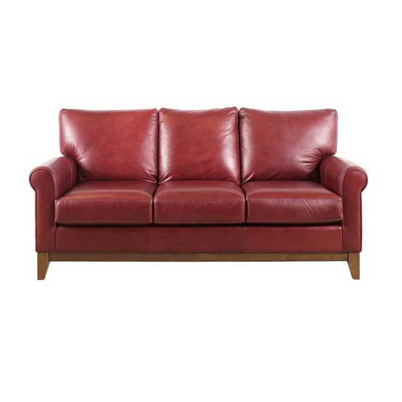 Elite Leather Camden Sofa ET-26019-63 | Leather sofa set ...