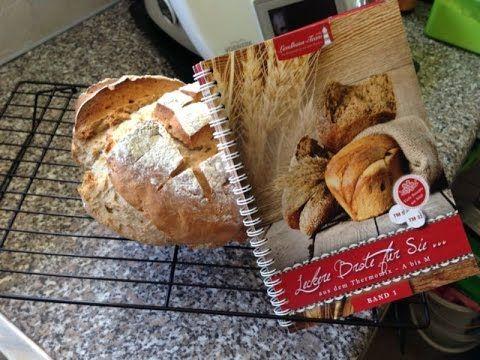 Vorwerk Thermomix TM5 TM31 3 Mehlsorten Brot