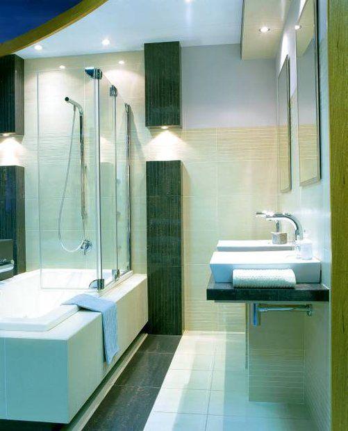 Zdjęcie Numer 1 W Galerii Projekty łazienek Z Prysznicem