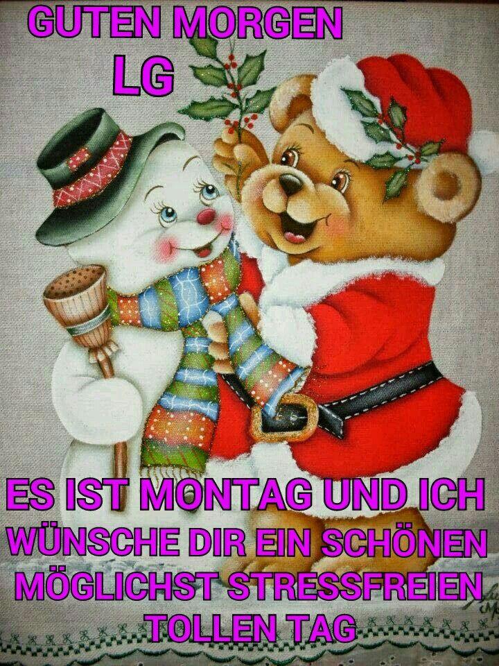 Pin Von Heinrich Thoben Auf Guten Morgen Weihnachtskatzen