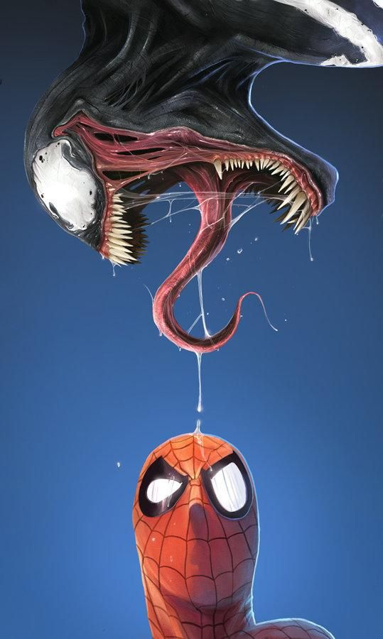 Venom Wallpaper Ipad