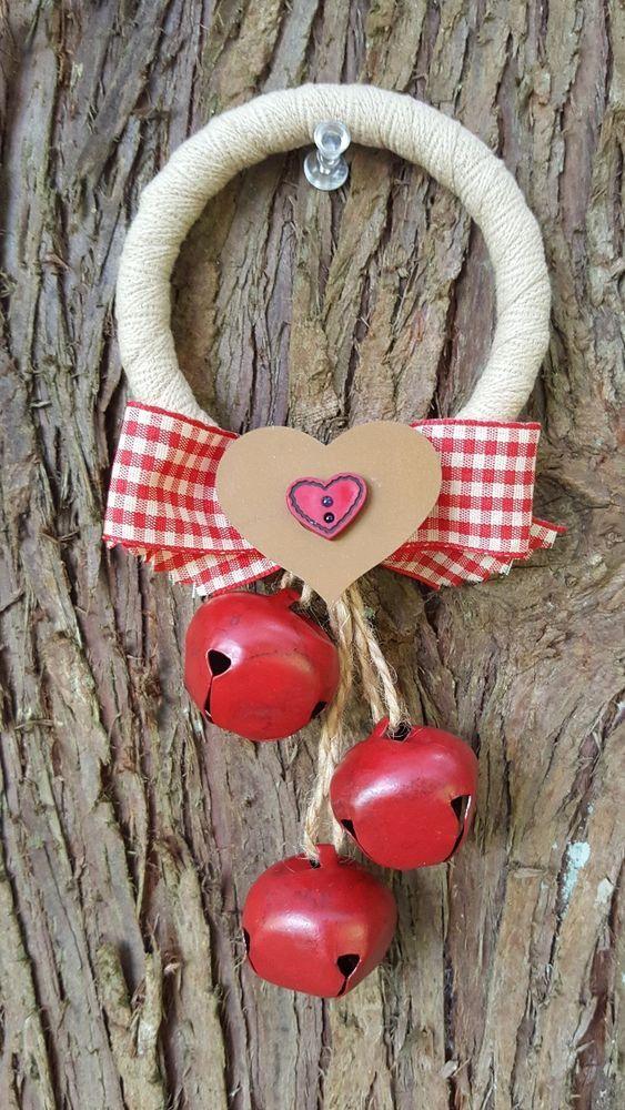 Valentine\'s Day Decorations Heart Door Knob Hanger Valentine\'s Day ...