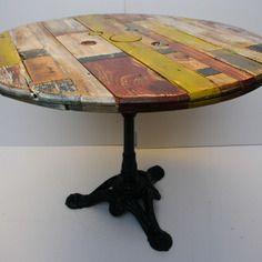 En Table TouretPied De BistrotTopไม้ Mobilier Plateau Basse kZn0wOPXN8