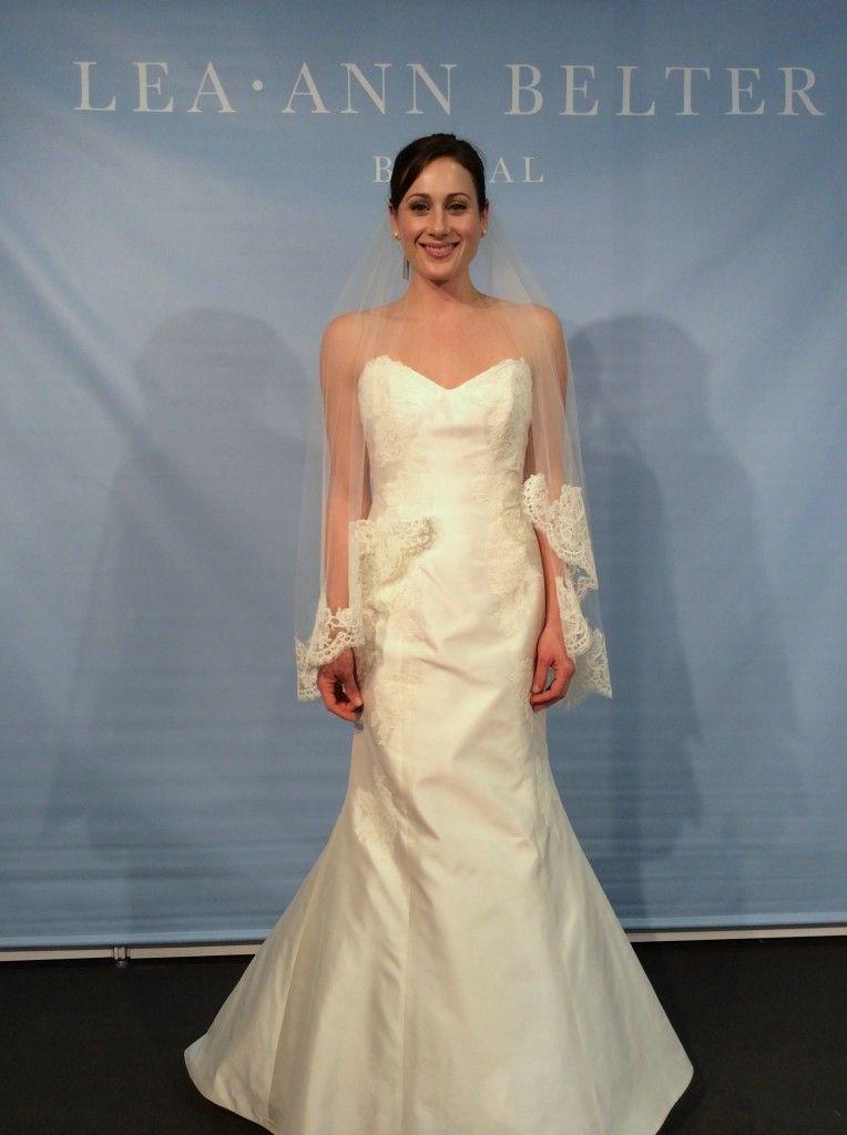Lea Ann Belter Bridal Fall 2014 Wedding Dress Collection