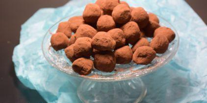 Truffes au chocolat - Recettes