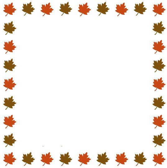 autumn leaves clip art banners free fall clip art images autumn rh br pinterest com clip art autumn leaves border branch clipart autumn