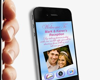 Photo Opp Mobile App For Guests Wedding Photos I Want To Do This