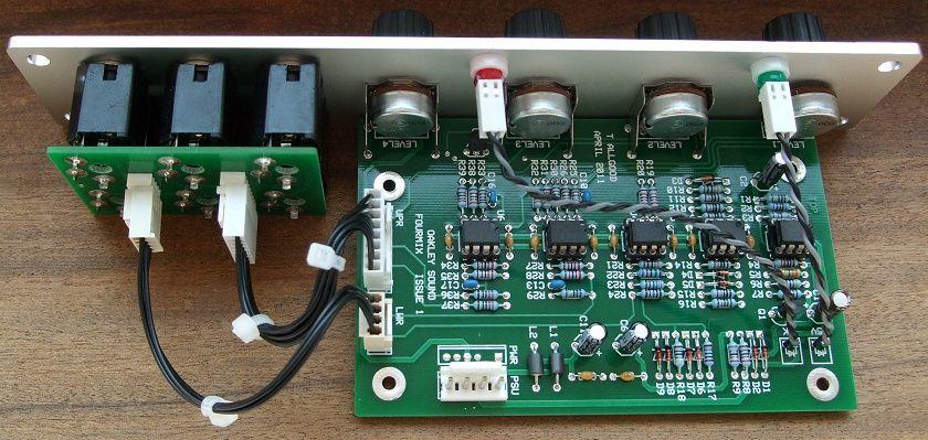6 socket pcb £6 | Synth DIY makers/shops | Mixer, Audio, Maker shop