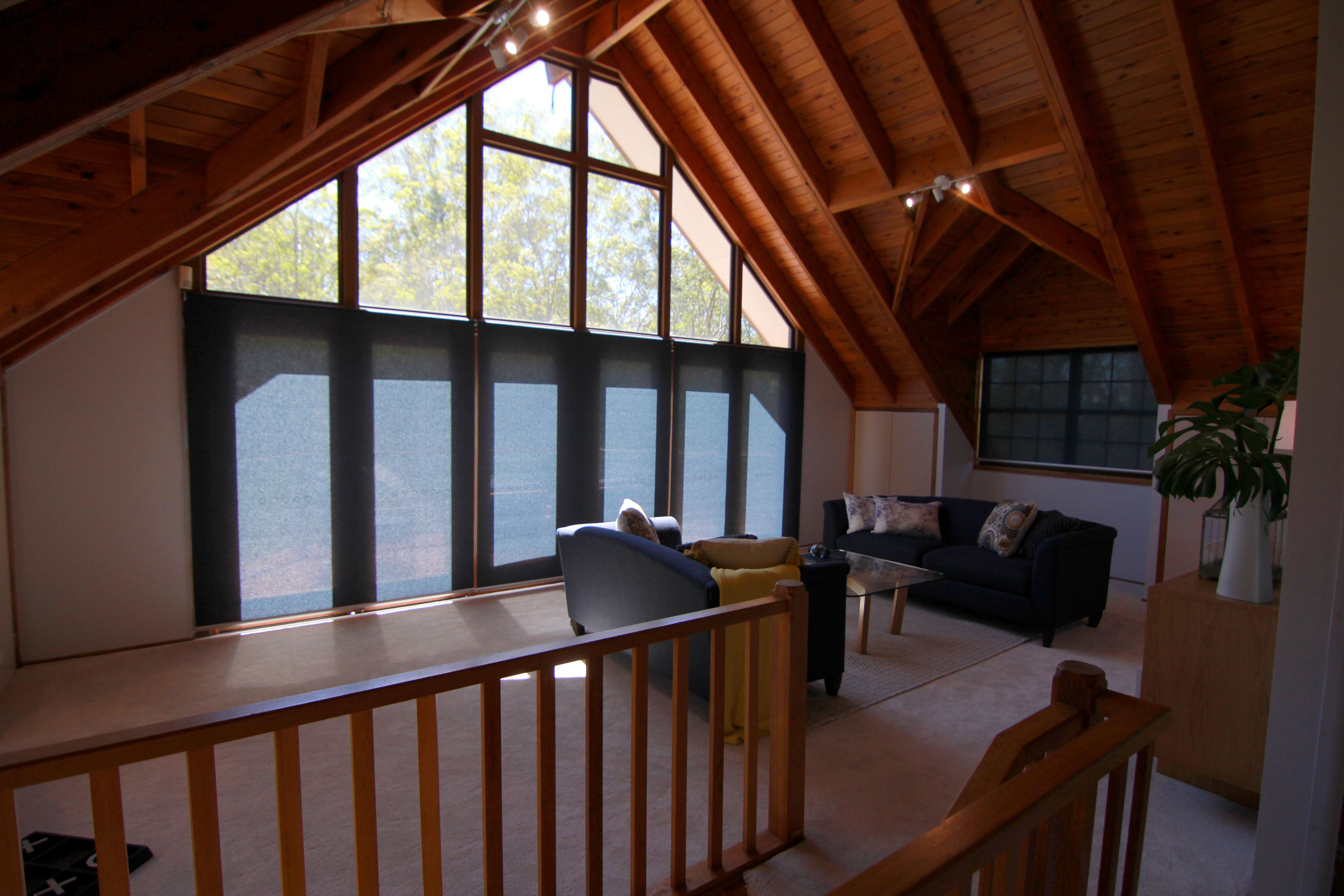 Luxaflex Roller Blinds In Caspien Range Night Sky Episode 13 Middle Ridge Qld Supplied By Carpet One Floor Home Toowoomba Selling House House Home