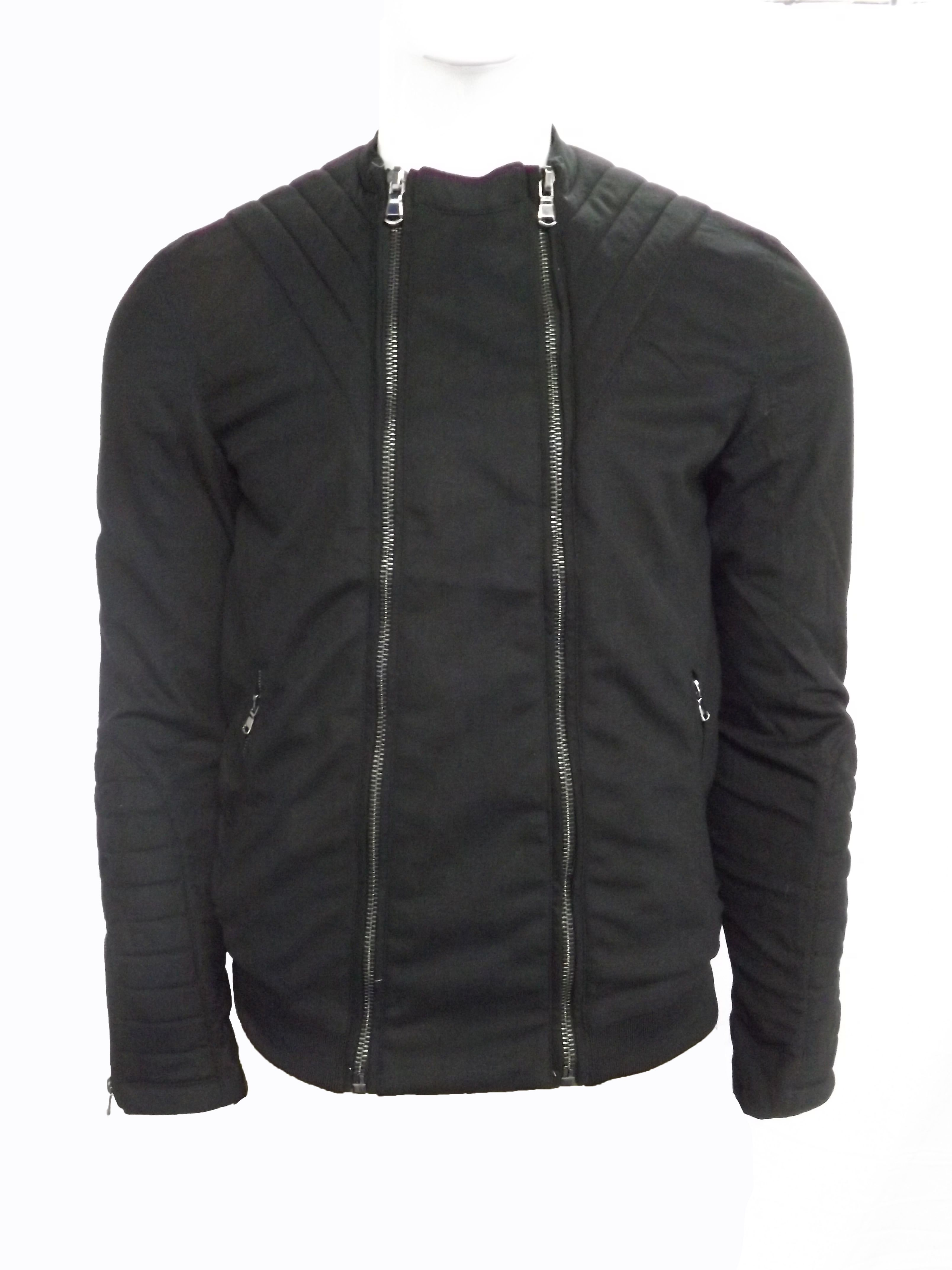 Zara Mens Dual Zip Biker Jacket . You can purchase it on