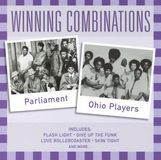 Winning Combinations: Parliment & Ohio Players [CD]
