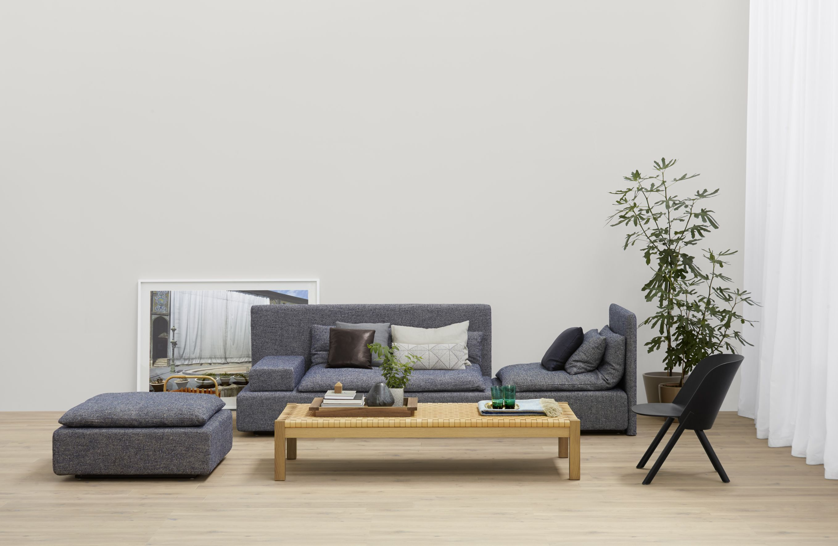 Inspired by Egypt versatile coffee table THEBAN by Ferdinand