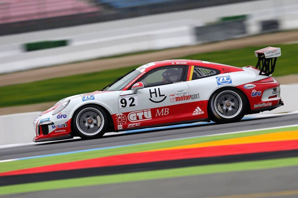 Beim Porsche Carrera Cup Fotos schießen?  http://camera-magazin.de/blog/beim-porsche-carrera-cup-fotos-schiessen/