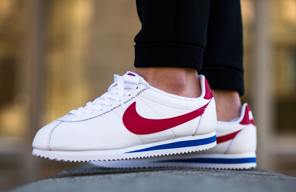 Nike Classic Cortez OG On Feet #sneakers #trainers #nikecortezog ...