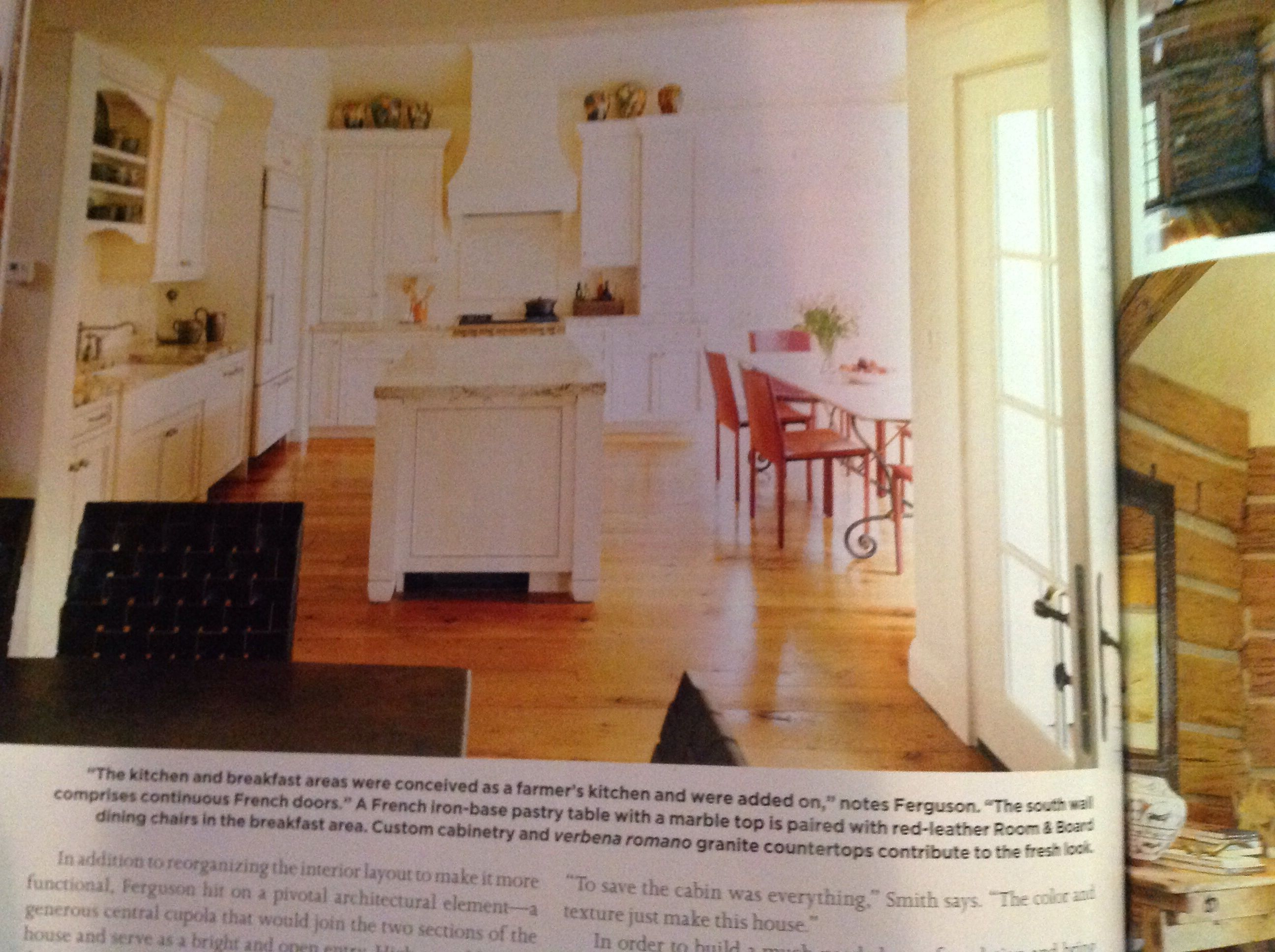From Western Interiors And Design Magazine. December/January 2008