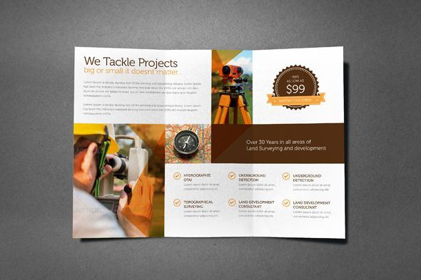 Multipurpose Professional Services Brochure on Behance Brochures - services brochure