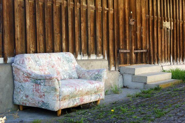 Think Before Throwing Away Your Old Sofa | Preloved Blog