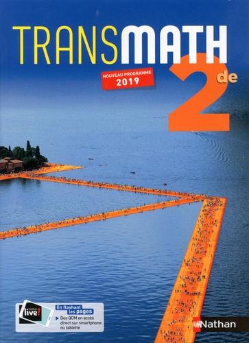 Transmath 2de Edition 2019 Christian Lixi Livre Numerique Nouveaux Programmes Mathematiques