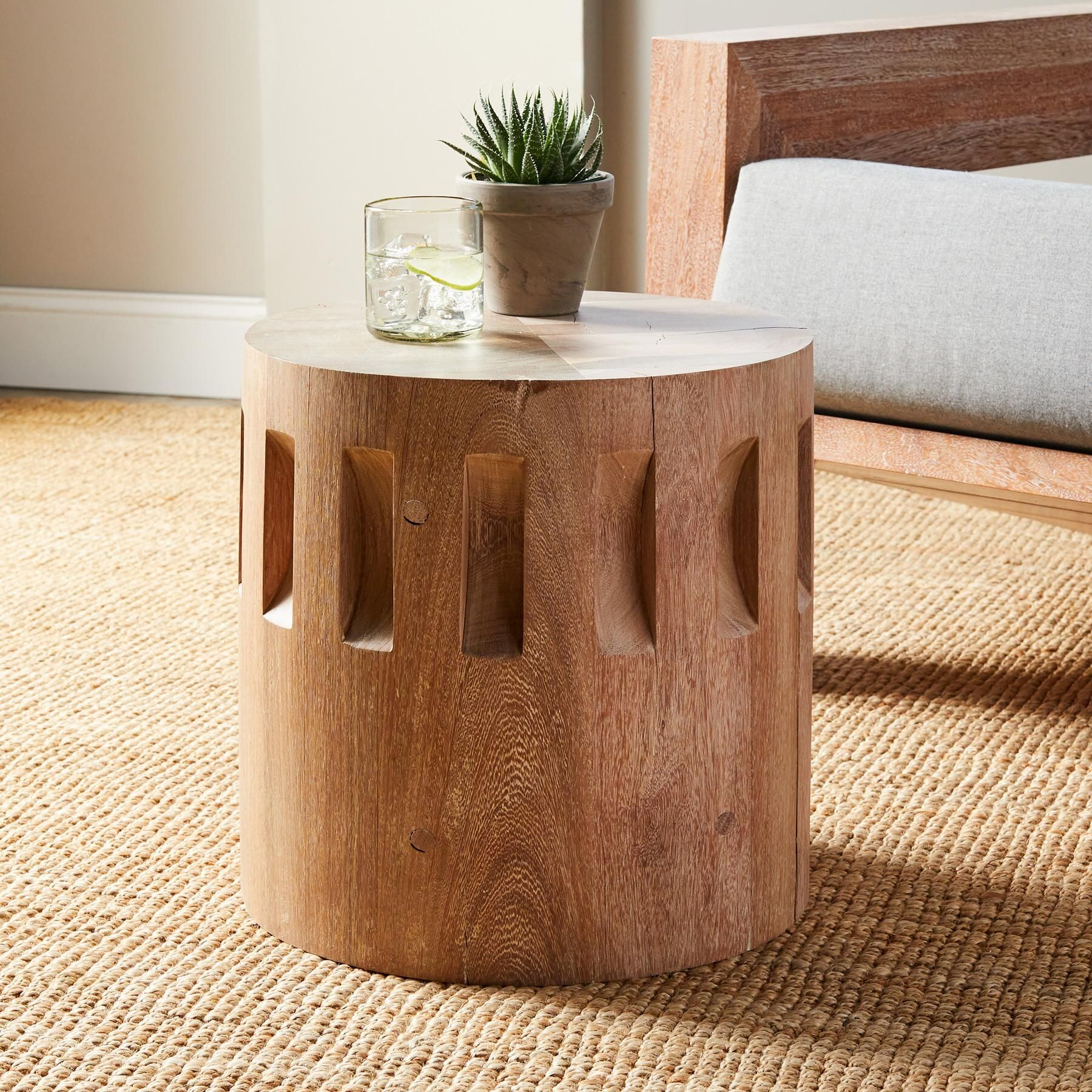 Cascadia Side Table | Robert Redford's Sundance Catalog in ... on Cascadia Outdoor Living Spaces id=18918