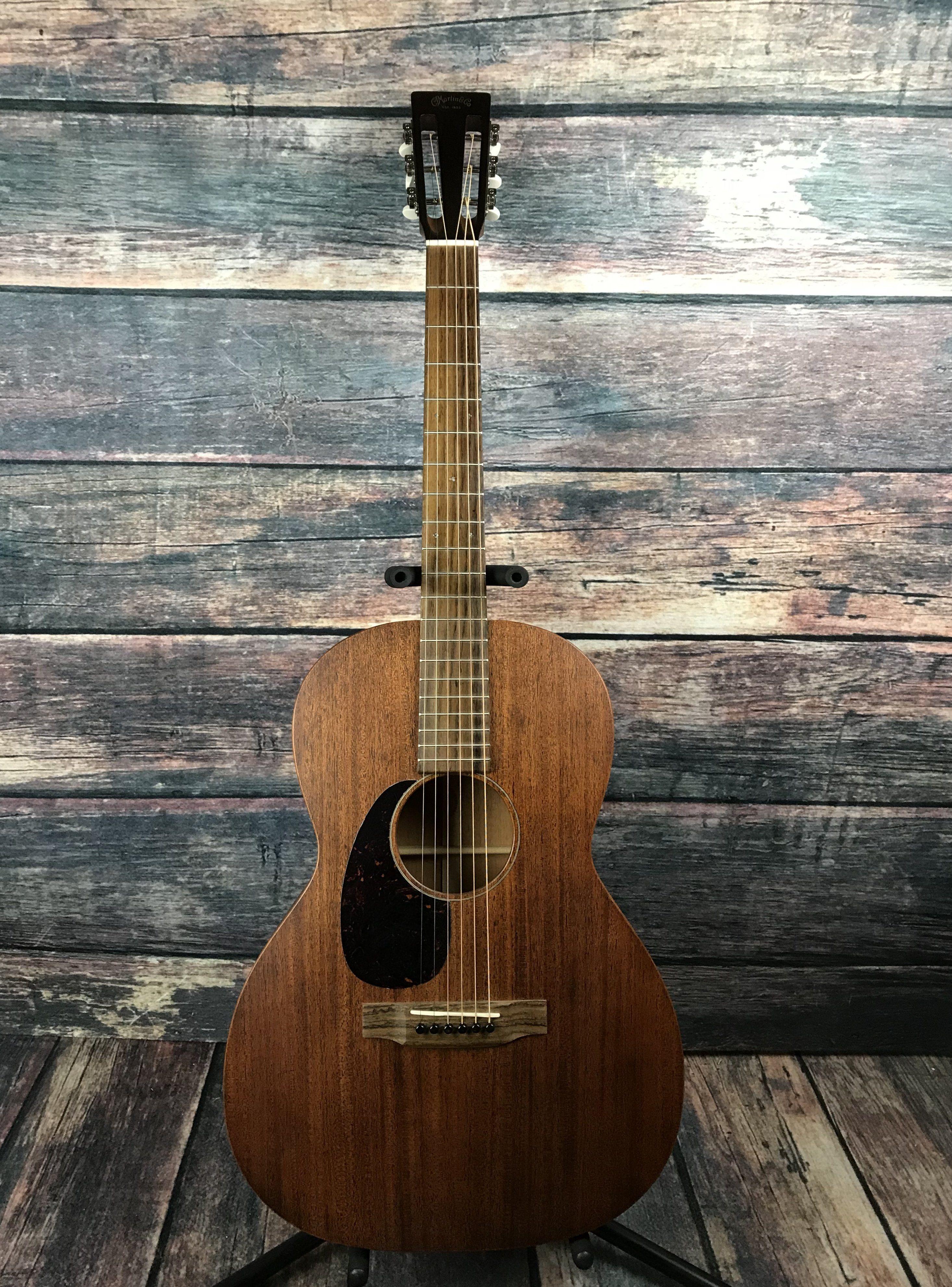 Used Martin Left Handed 000 15sm Acoustic Guitar With Case Acoustic Electric Guitar Acoustic Electric Guitar