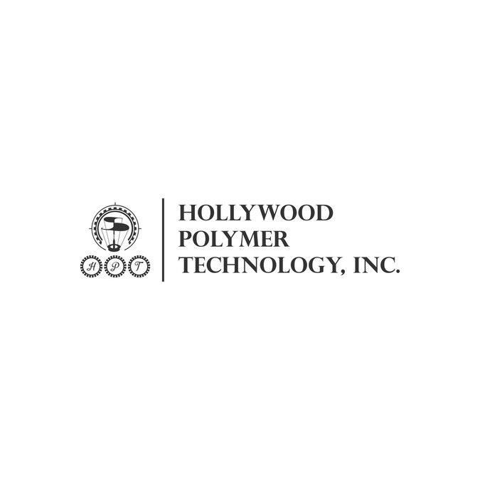 Hollywood Polymer Technology logo (need to portray engineering, technology, creativity and genius) by andricasp12