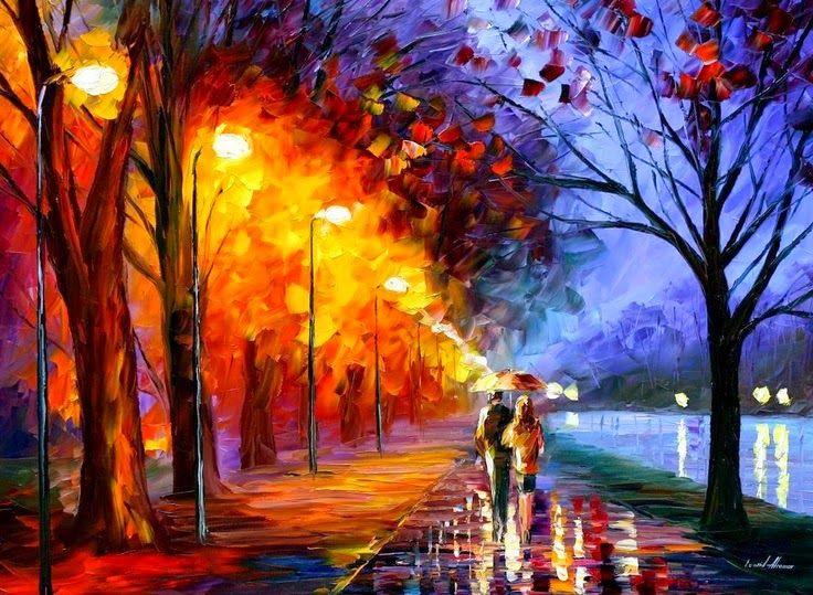 Split Complementary Colors Examples split complementary colors paintings - google search | split