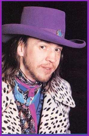 "Stevie Ray...Just   "" TOO COOL..""  He is the Best....He makes me smile...  : - )"