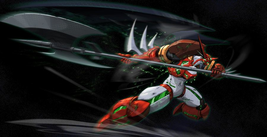 Shin getter robo 1 by Yangyoonyoung on DeviantArt