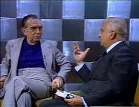 Entrevista de Otto Lara Resende com Nelson Rodrigues, exibida pela TV Globo em 1977