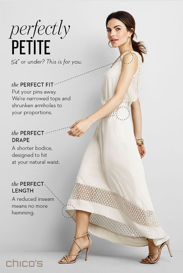 adebe49d648 15 Petite Style Charts With Fashion Tips For Short Girls | Gurl.com ...
