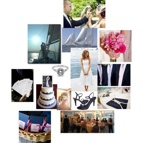 Nautical Wedding | Wedding Bliss | Pinterest | Nautical wedding ...
