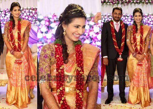 Mallikarjun Rao Daughter Wedding Reception