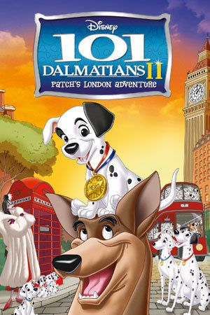 Patch Gets The Chance To Meet His Tv Hero Thunderbolt The Two Strut Out Into The Real World To Perform True Acts Of 101 Dalmatians Disney Dvds Disney Movies