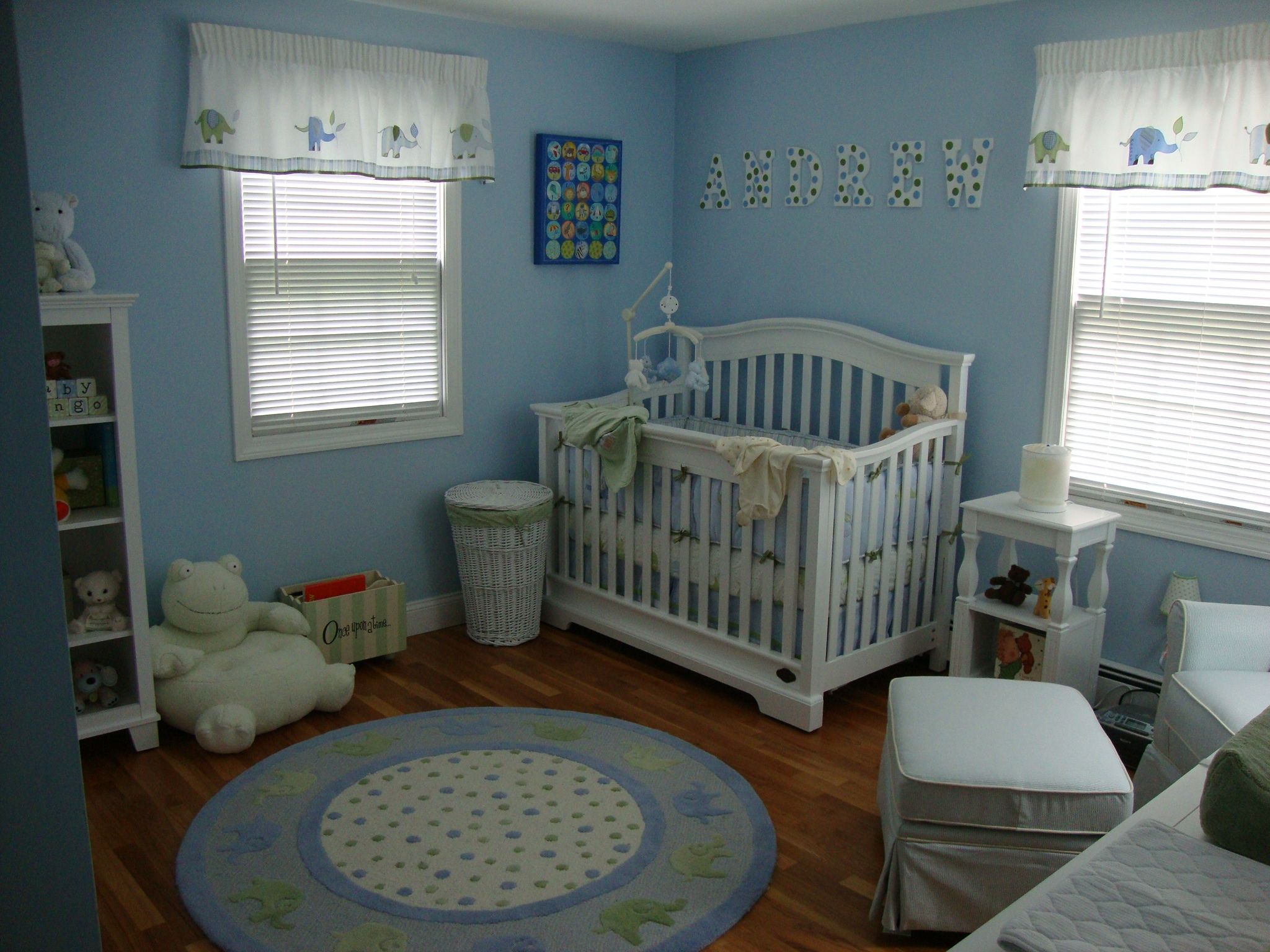 create the room tips by decor baby Elle Decor Nursery id=30971